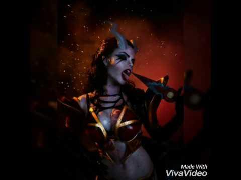 Dota Ringtone -(Queen of Pain)
