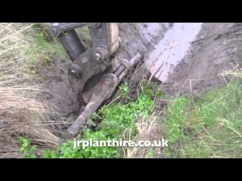Johnny Rutherford Contractors Hutton - Ditching
