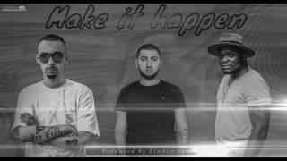 King Pwest ft.  Aro MC ft. Bise - Make it happen ( LinAroRec. ) Resimi