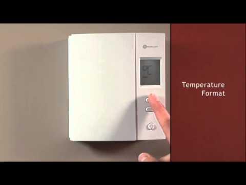 comment programmer le mc6001 garrison thermostat doovi. Black Bedroom Furniture Sets. Home Design Ideas