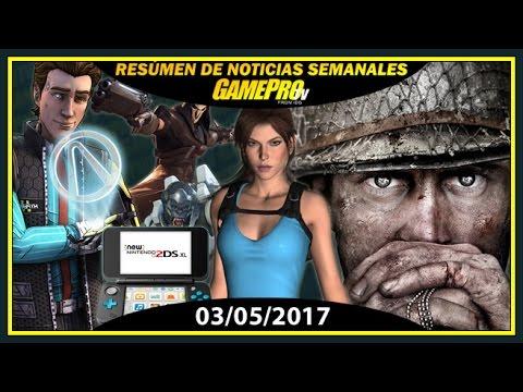 Resumen semanal de noticias videojuegos | GameProTV