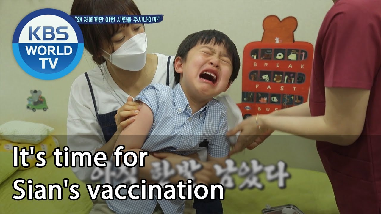 It's time for Sian's vaccination [Mr. House Husband/2020.09.24]