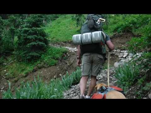 South San Juan Wilderness Colorado Backpacking 2017