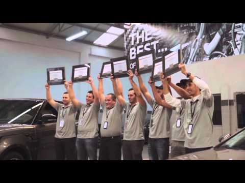 Technician Of The Year Awards 2015