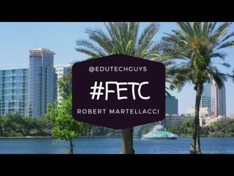 EduTechGuys at FETC2017 interview with Robert Martellacci