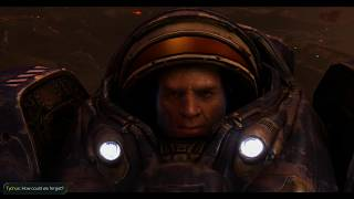 Starcraft 2. Wings of Liberty. Mission 25. All In