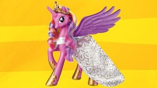Prenses Cadance Evleniyor - My Little Pony