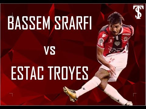 BASSEM SRARFI vs ESTAC TROYES