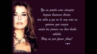 Gloria Trevi - Hoy me iré de casa Letra