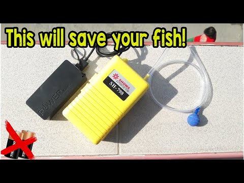 How To Make Air Pump Powered By Power Bank | Step By Step