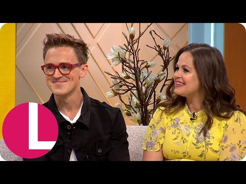 Tom and Giovanna Fletcher Are Writing a Novel Together | Lorraine