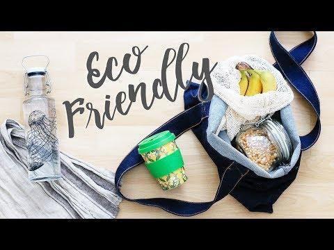 5 Eco Lifestyle Essentials ♻️