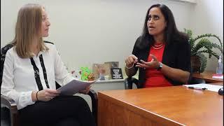 Interview with Renuka Sundaresen