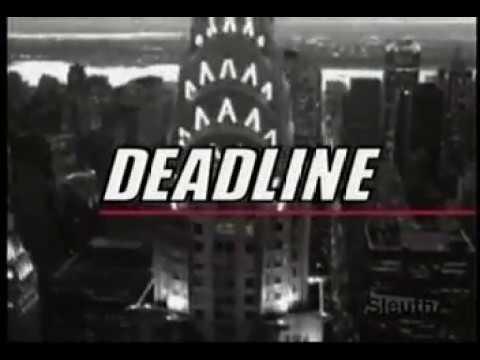 Deadline TV Series Intro 2000 - Oliver Platt, Hope Davis, Lili Taylor - Dick Wolf