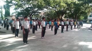 Bài thể dục Võ cổ truyền Cấp Tiểu học