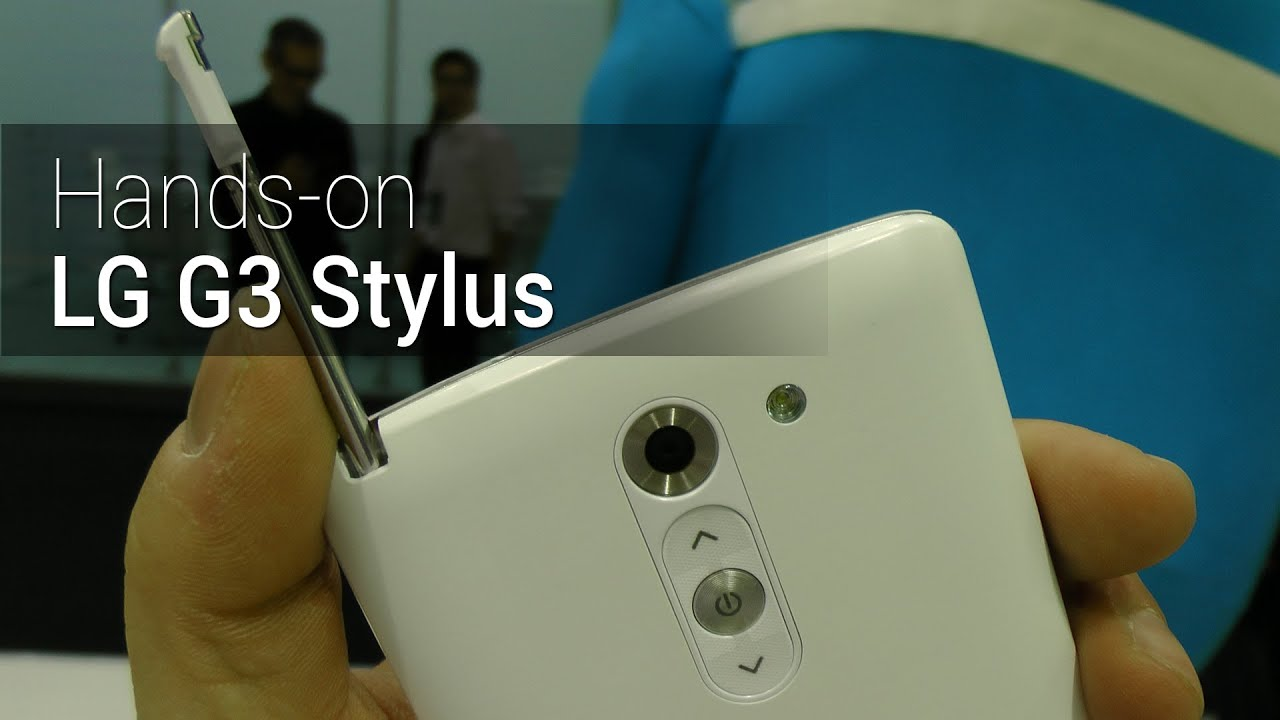 lg g3 stylus blanco
