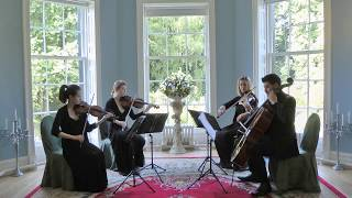 Goodbye To Love (Carpenters) Wedding String Quartet