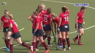 1. Feldhockey-Bundesliga Damen DHC vs. BHC 14.04.2018 Highlights
