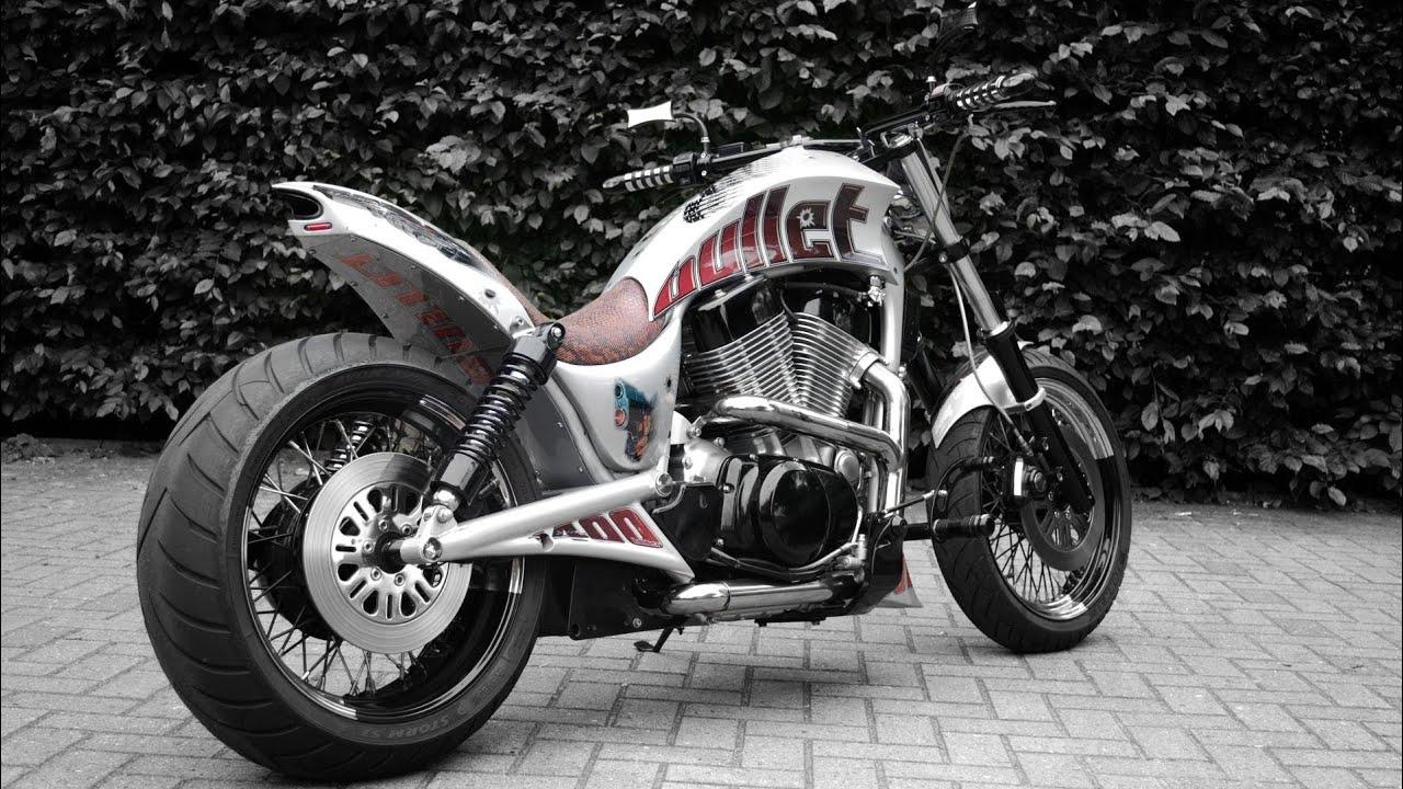 suzuki vs 1400 custom intruder extrem biker news mit foto. Black Bedroom Furniture Sets. Home Design Ideas