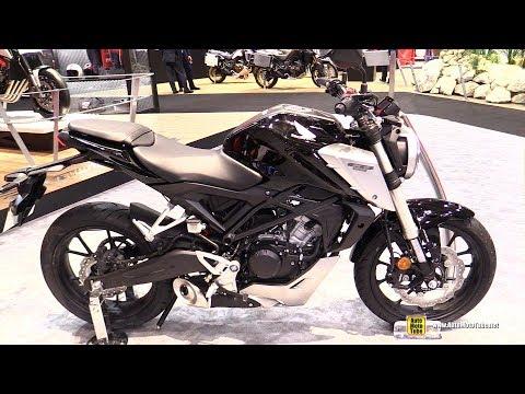 Honda CBR Neo Sports Cafe - Walkaround -  EICMA Milan
