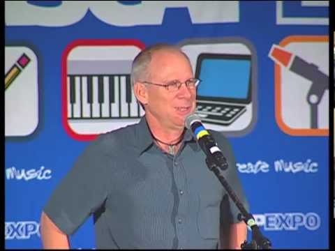 The Songs That Built Me: Allen Shamblin at the 2012 ASCAP EXPO (Part 1 of 2)
