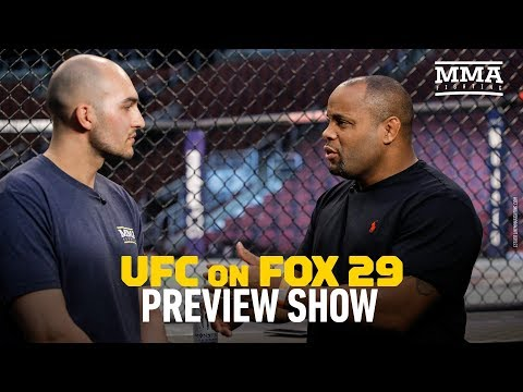 UFC on FOX 29 Preview Show With Daniel Cormier – MMA Fighting