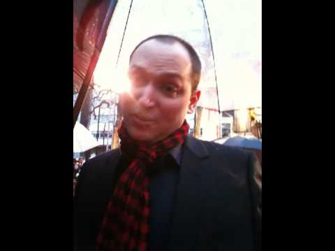 Exclusive  with Louis Leterrier at Clash of the Titans World Premiere