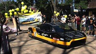 Sunswift's Australian Solar Car