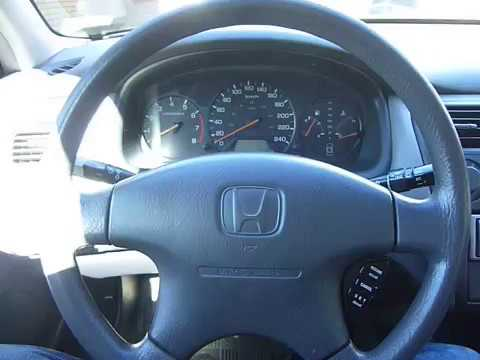 2002 Honda Accord Interior Tour