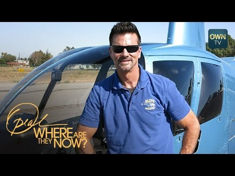 Lorenzo Lamas' High-Flying New Career | Where Are They Now | Oprah Winfrey Network