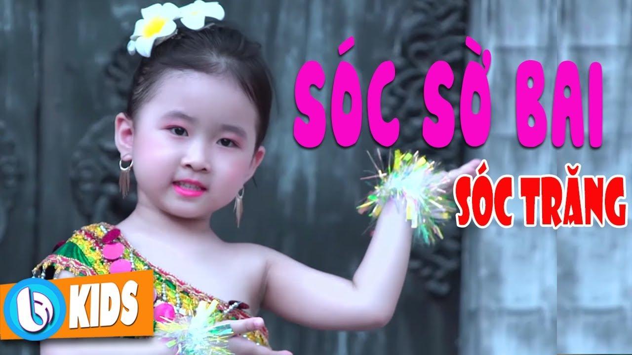 Sóc Sờ Bai Sóc Trăng - Candy Ngọc Hà ♫ NHẠC THIẾU NHI