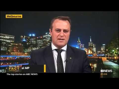 Tim Wilson MP | ABC Matter Of Fact
