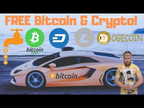 Top 7 Highest Paying & Most Trustworthy Crypto Faucets 2019   Get Free Bitcoin Without Investment