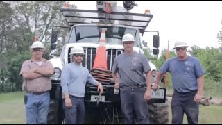 Day in the Life of a Lineman 2016