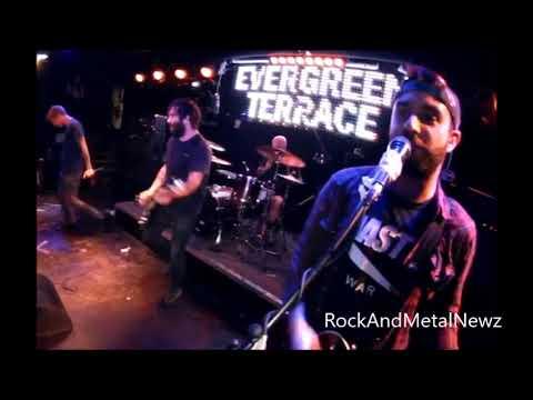 Clutch 2nd Earth Rocker Fest. w/ C.O.C., BLS, Eyehategod, - Evergreen Terrace in studio..!