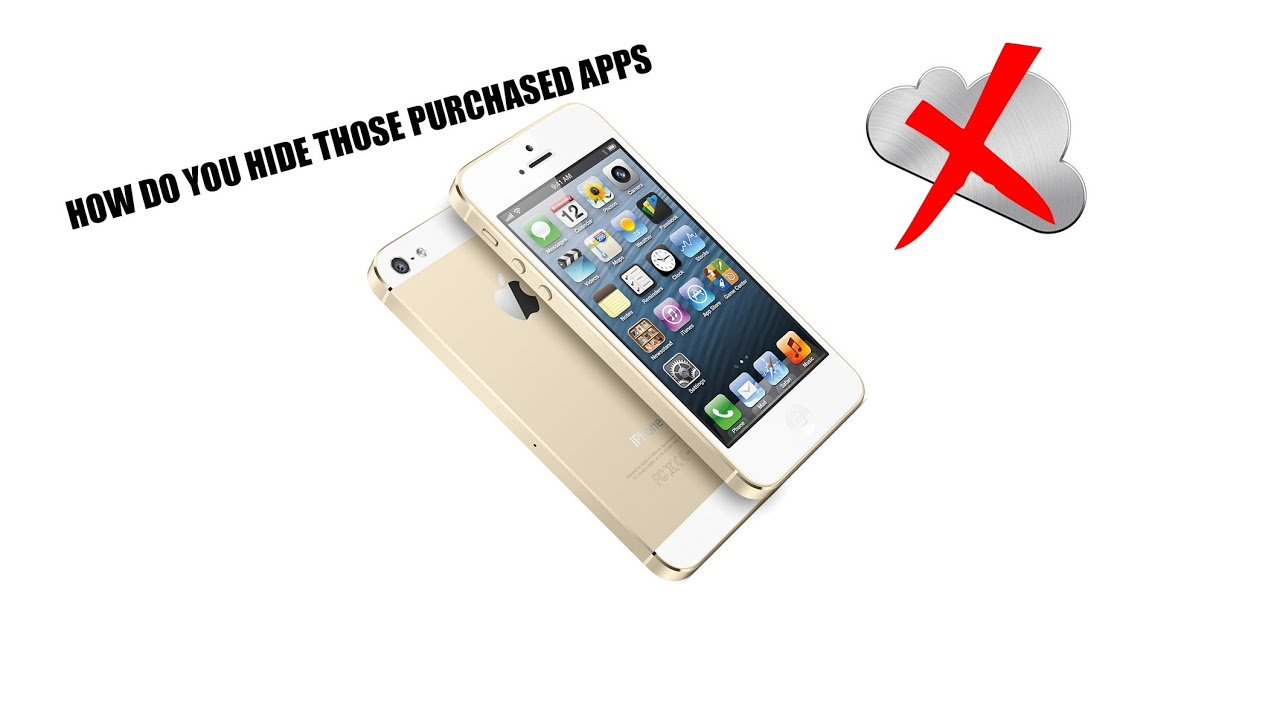 How To Hide Purchased Apps On iPhone And iPad