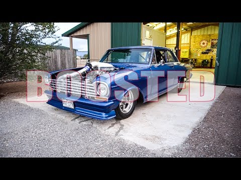 CLEAN YOUR INJECTORS! Boosted LS Nova Street Tuning on Holley EFI