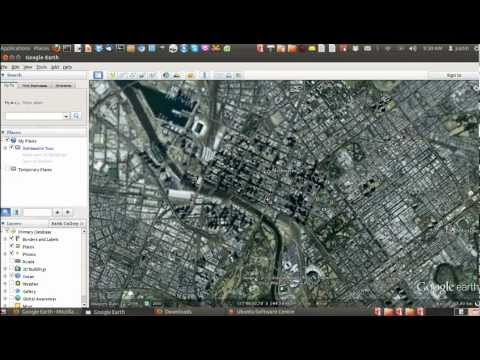 install google earth on ubuntu 12.04
