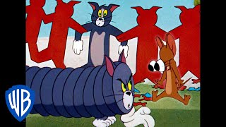 Tom and Jerry | The Different Shapes of Tom | Classic Cartoon Compilation | WB Kids
