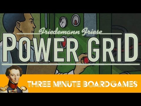 Power Grid in about 3 minutes