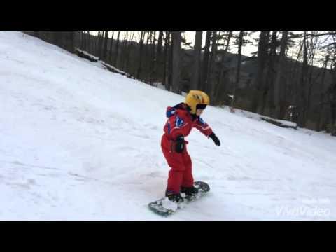 Le piste la volata e col margherita della ski area del passo san pellegrino