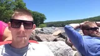 First Time EVER Camping! (Deep Creek Lake)