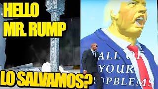 RUMP!!! -  MR. PRESIDENT! - COMPLETADO HASTA EL FINAL