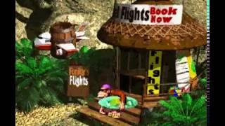 Vídeo Especial Donkey Kong Country Atalho ao 3º Mundo