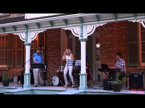 Blue Bossa by Jazz Plazma & Stella Jurgen at Benares House in Mississauga
