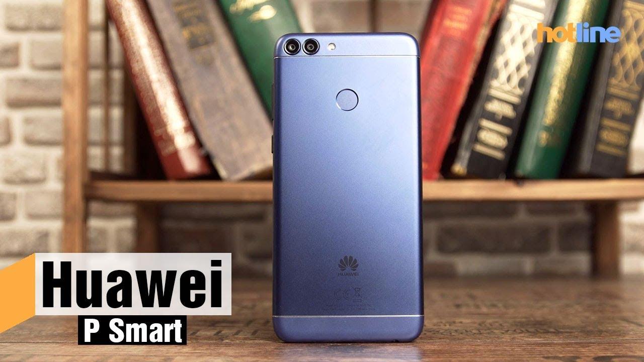<b>Huawei P Smart</b> — обзор <b>смартфона</b> - YouTube