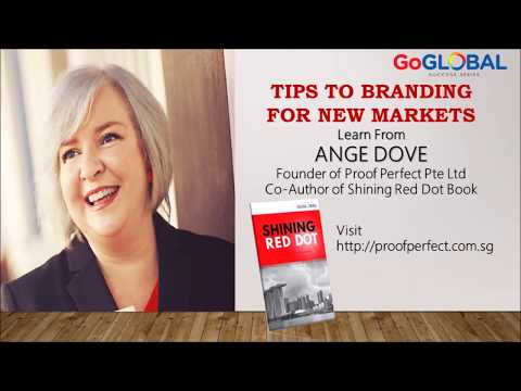 Episode Four: The Shining Red Dot Show - GoGLOBAL Success Series