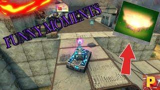 Funny Moments #1 l Смешные Моменты #1 l Tanki Online