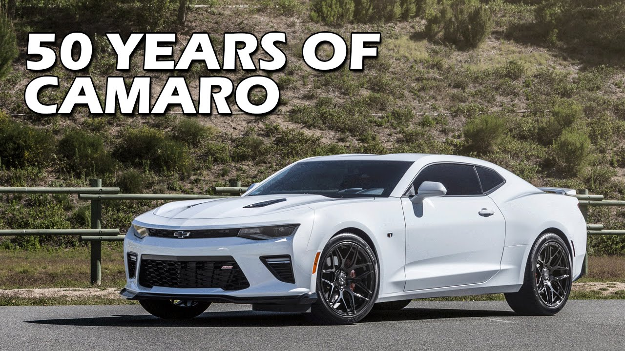 the 2017 camaro is the 50th anniversary camaro drive with lethal 9 youtube. Black Bedroom Furniture Sets. Home Design Ideas