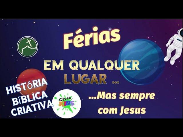 Férias em qualquer lugar, mas sempre com Jesus - 29/01/2021